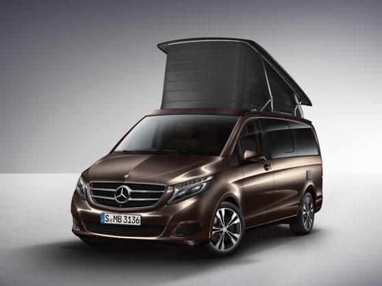 Mercedes-Benz Guides app for Marco Polo