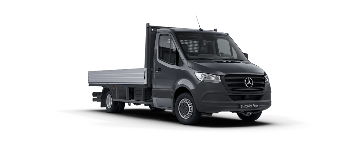 Sprinter Platform Vehicle, tenorite grey