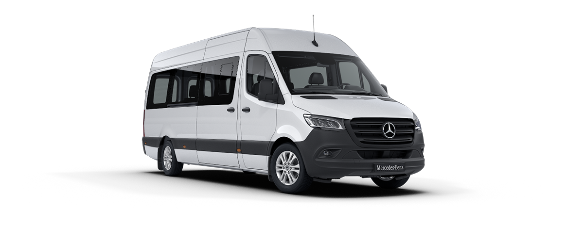 Sprinter Tourer, Arctic white
