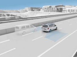 Vito, Blind Spot Assist